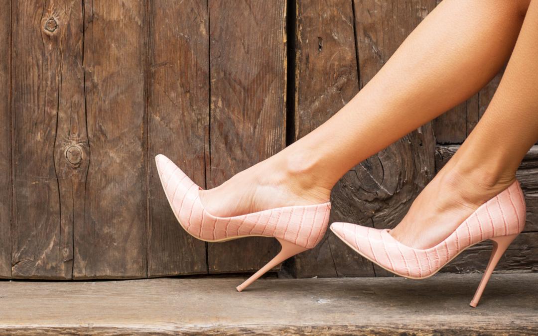 Magassarkú cipő viselés mindenáron?