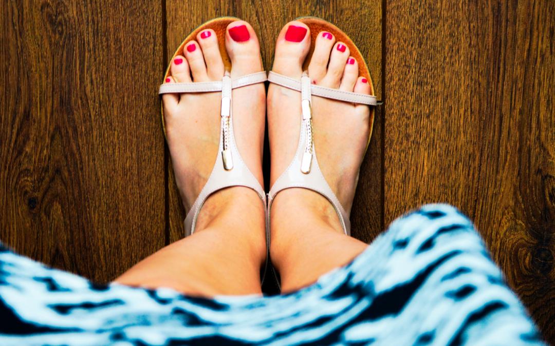 Selymes lábak
